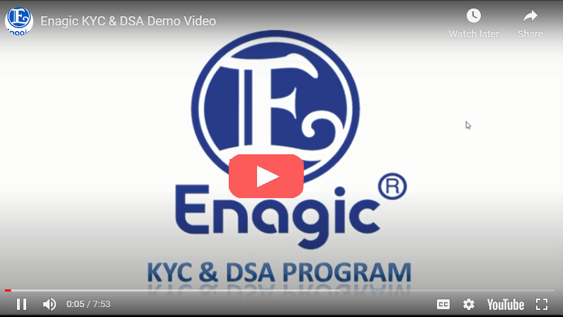 How to Upload KYC and Sign DSA